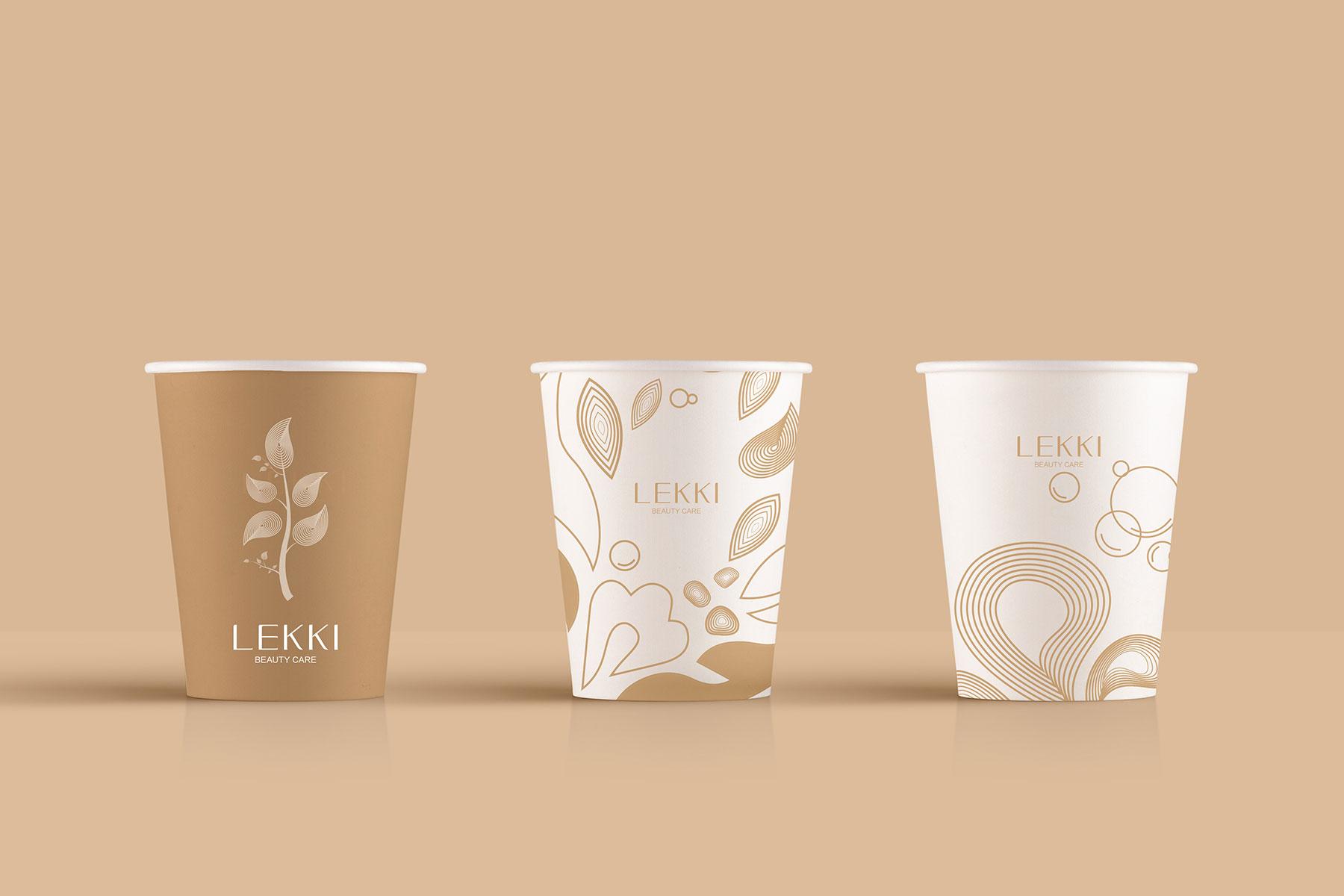 LEKKI乐颜集品牌全案策划设计:水杯设计