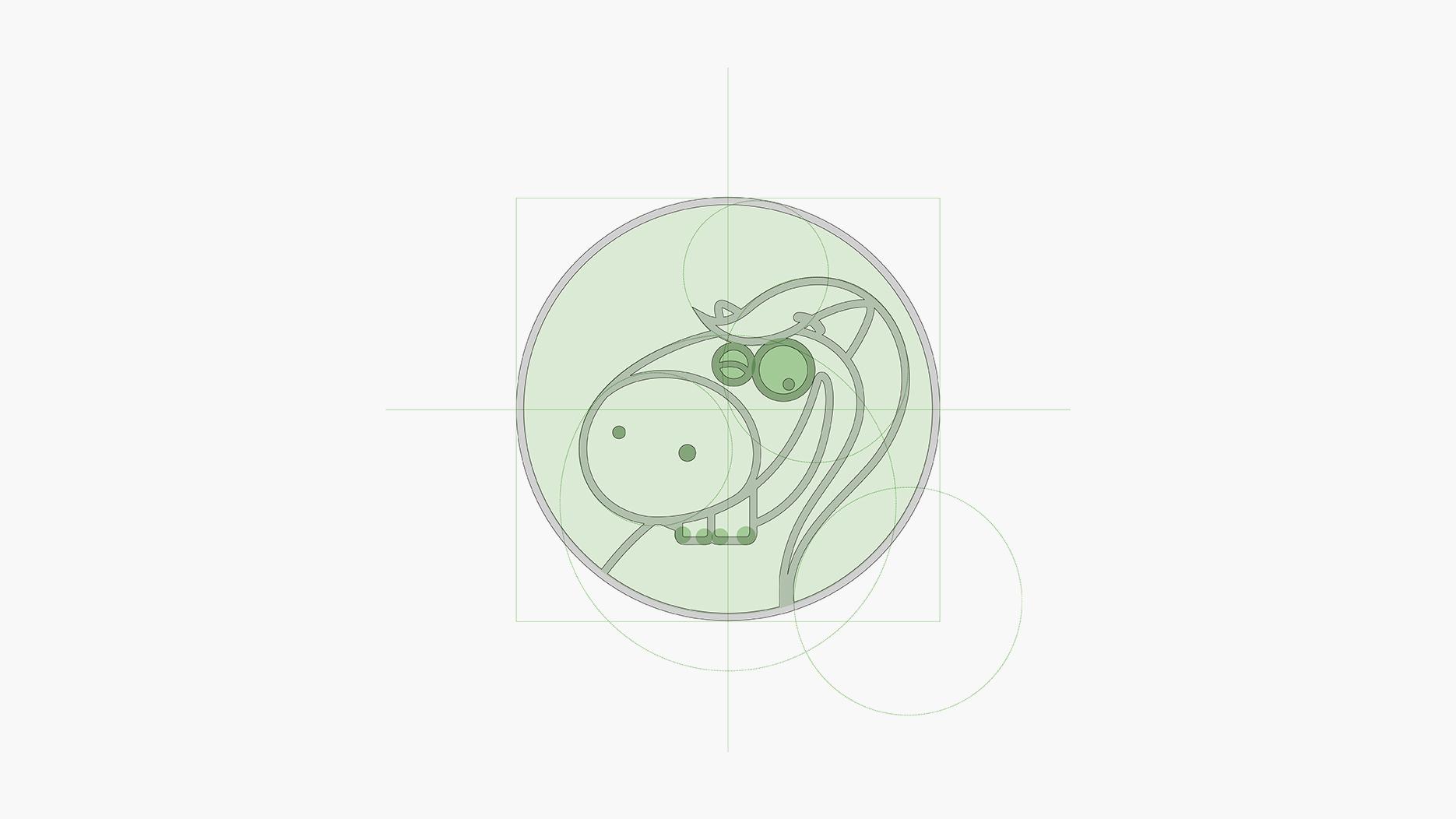 马乐乐品牌创建全案策划:logo设计