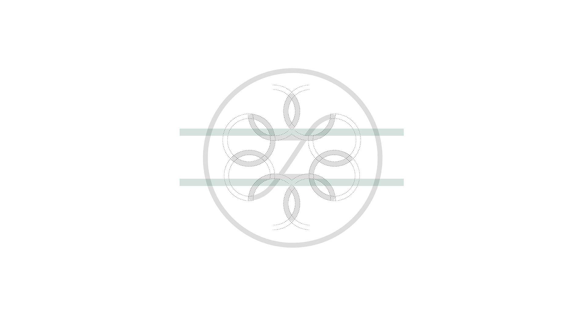 真研美学品牌全案升级:logo