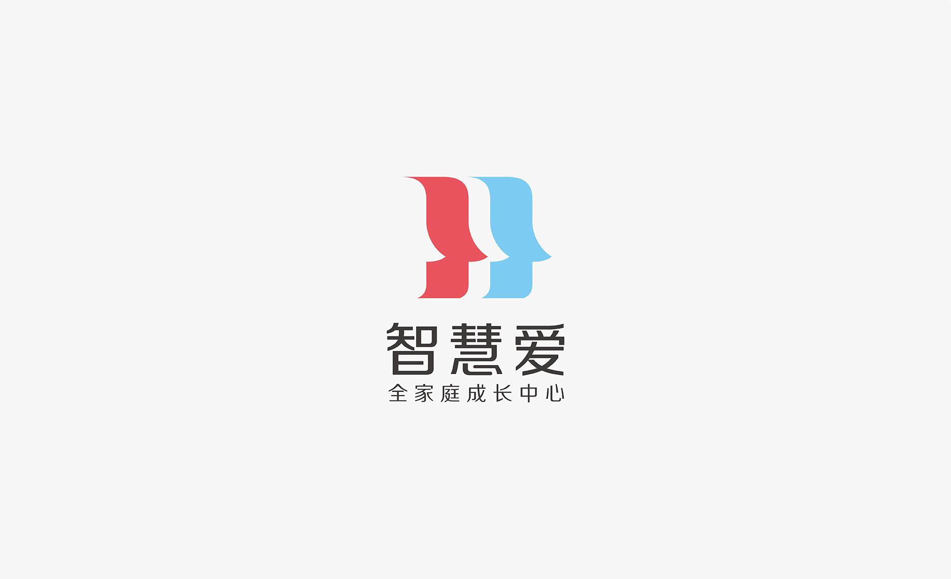 品牌logo 智慧爱